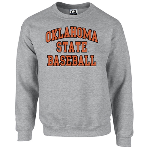 OK ST Baseball Sweater