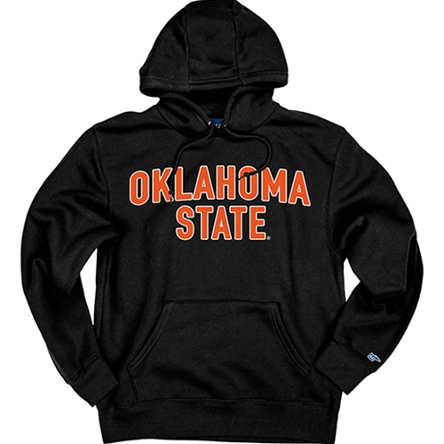 Oklahoma State Basic Hooded Sweatshirt
