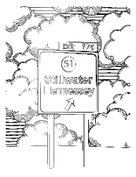 Exit 174 Coloring Page