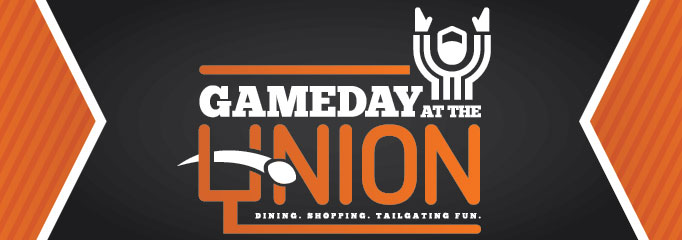 GameDay at the Union Banner